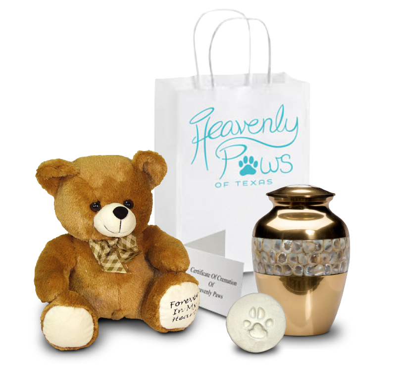 Collection of keepsakes Heavenly Paws
