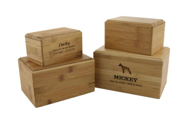 CB-Bamboo Box | Memory Boxes